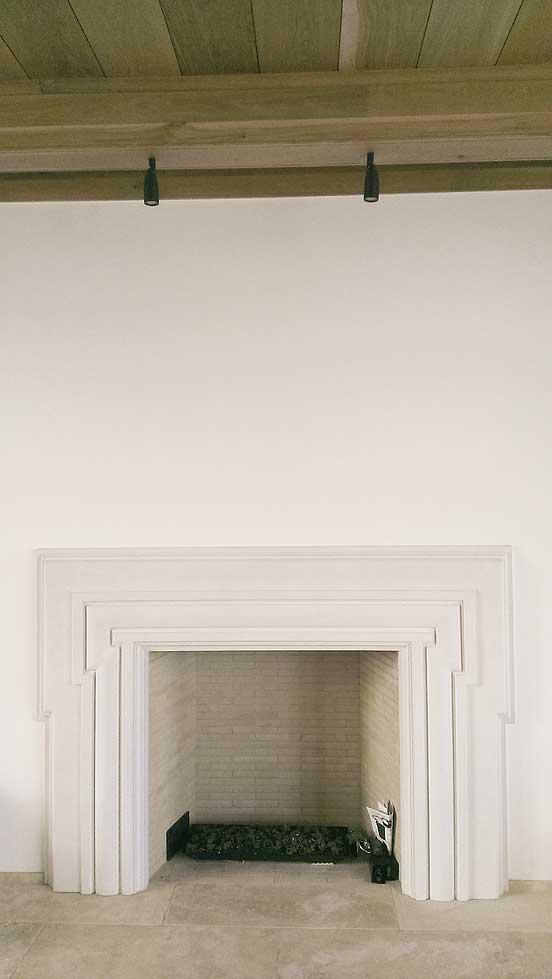 Concrete Fireplace Surround 2 976