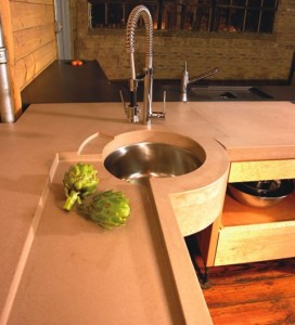 Kitchen counters for Custom made kitchen countertops