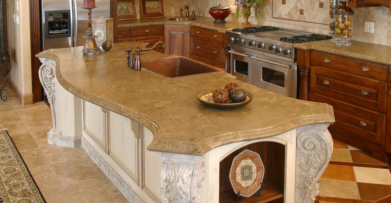 concrete kitchen custommade countertop com countertops by custom stone formedstonedesign design formed made