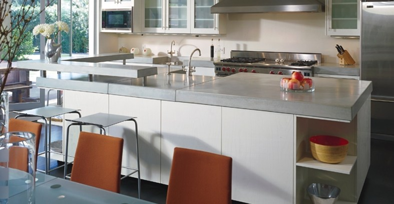 Concrete Kitchen Designer Concrete Countertops Vero