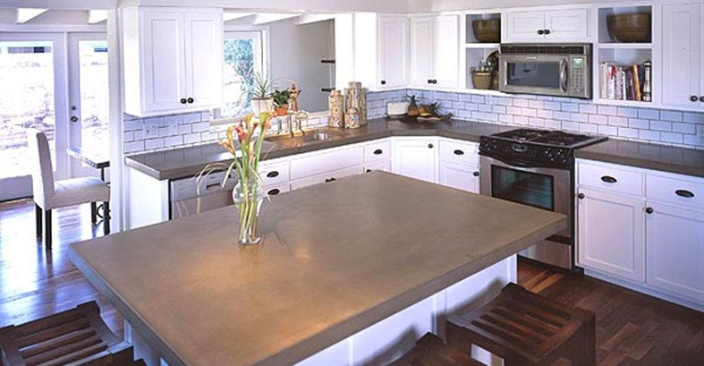Concrete Kitchen Designer Concrete Countertops Vero Beach Fl