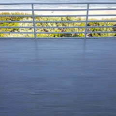 Baytree wood deck