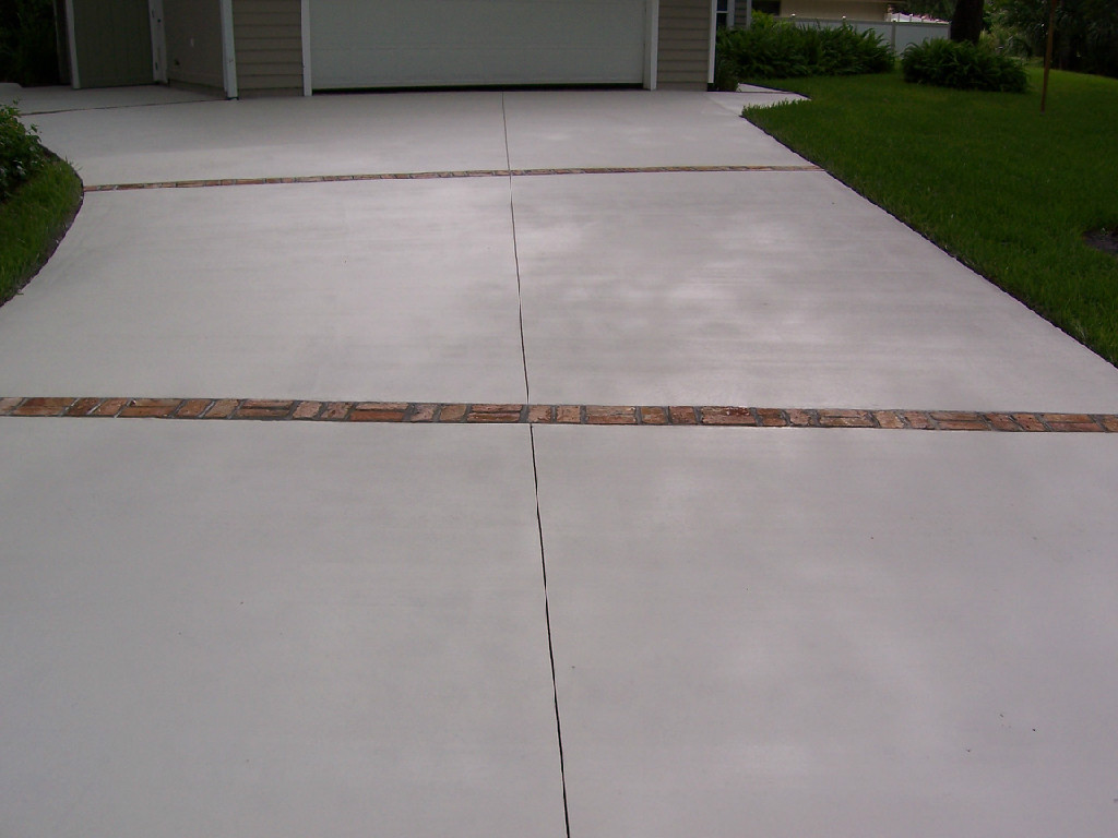 Epoxy driveway for your home - Vero Beach