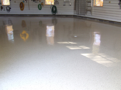 Epoxy floors for your commercial space - Vero Beach