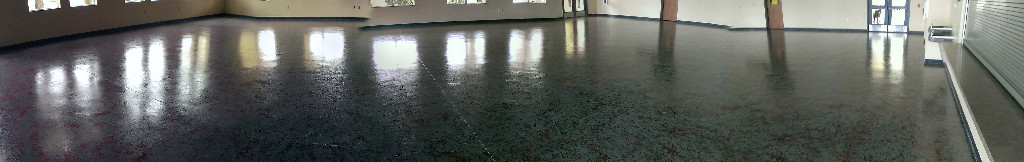 Epoxy floors for your lunchroom - Vero Beach