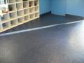 Epoxy floors for your storage area - Vero Beach