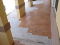 Epoxy floor repairs - Vero Beach