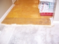 Epoxy floors repaired - Vero Beach