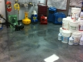 Epoxy floors for retail space - Vero Beach