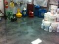 Epoxy floors for retail space - Vero Beach