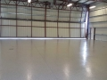 Epoxy Aircraft Hanger Floor Coating Vero Beach