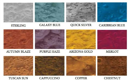 DCCFY metallic epoxy color chart -VeroBeach